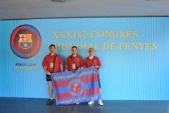 Congres Mundial de penyes 2013