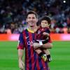 Messi mijlpaal