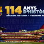 114 jaar