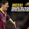 Messi gouden bal